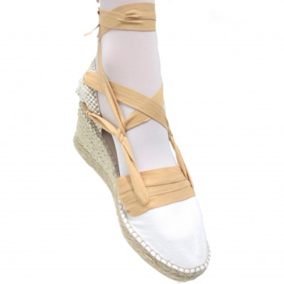 Espadrilles Wedge High Tres...