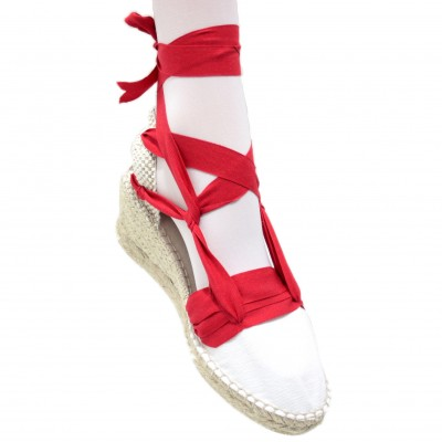 Espadrille Wedge High Tres...