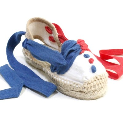 Espadrilles Tres Pics or Butterfly