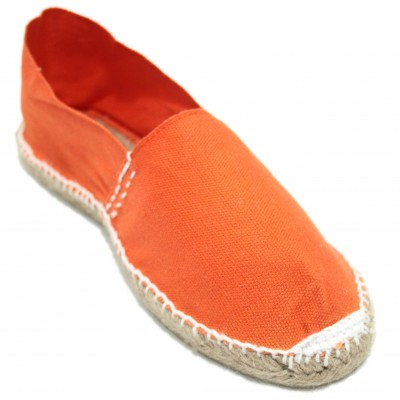 Espadrilles Camping Orange