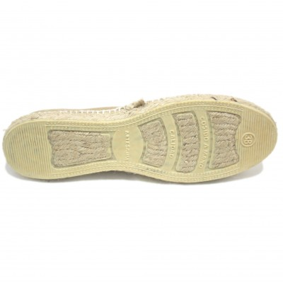 Espadrilles Camping Brown